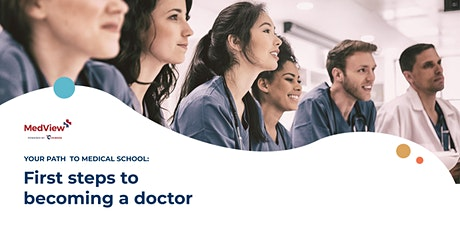 Your Path to Medical School - VIC (Webinar) tickets