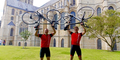 Caterham to Canterbury Cycle Ride 2021