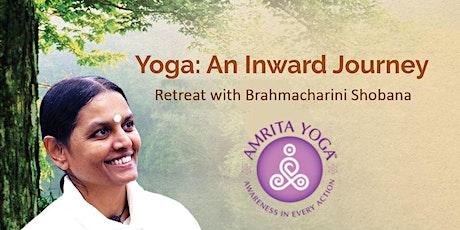Amrita Yoga Retreat with Bri. Shobana tickets