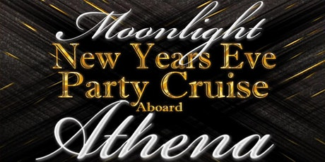 Moonlight New Year's Eve Party Cruise Aboard the Athena Yacht tickets