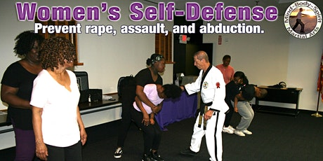 Women's Self Defense Workshop - (Roosevelt Public Library) tickets