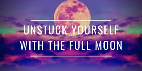 Unstuck yourself with the Full Moon tickets