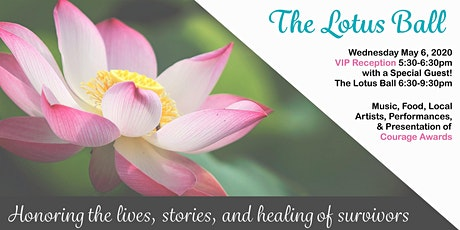 The Lotus Ball with The Center for Hope and Healing, Inc. tickets