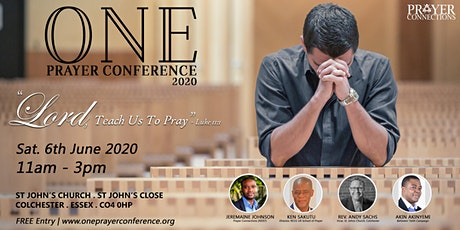 ONE Prayer Conference 2020 tickets