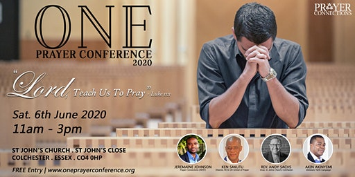 ONE Prayer Conference 2020