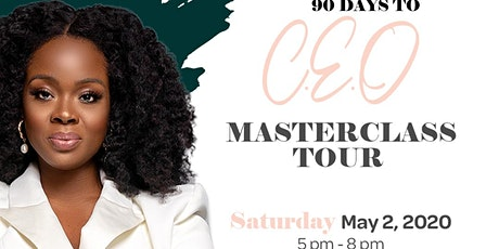 90 Days to CEO Masterclass with Rochelle Graham-Campbell-DMV tickets