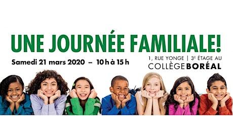 Journée familiale - Semaine de la francophonie de Toronto tickets