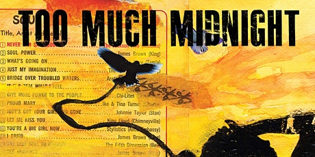 **POSTPONED** Krista Franklin's Too Much Midnight Book Launch tickets