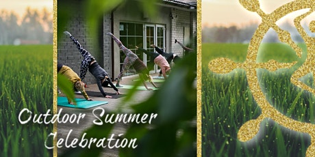 Outdoor Summer Celebration:  Yoga & More! tickets