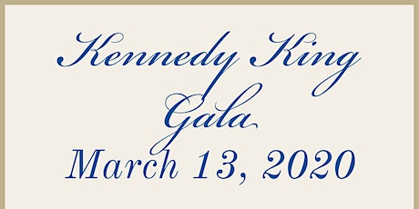 Orange County Democrats 2020 Kennedy King Gala tickets
