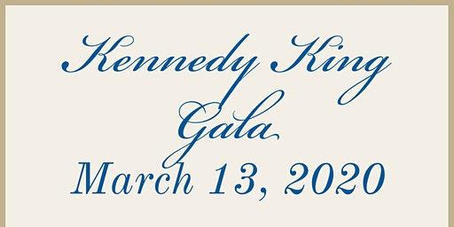 Orange County Democrats 2020 Kennedy King Gala