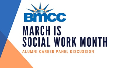 March is Social Work Month tickets