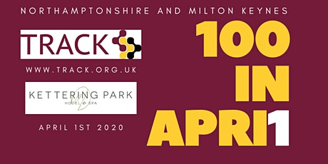 100 in Apri1 Autism Awareness - April 1st 8.30 Kettering Park Hotel and Spa tickets