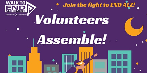 Austin Walk- Volunteer Kickoff Party
