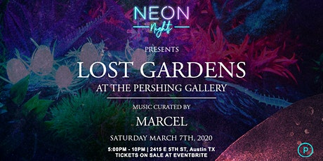 Lost Garden tickets