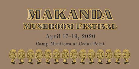Makanda Mushroom Festival tickets