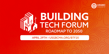 Building Tech Forum 2020: Roadmap to 2050 tickets