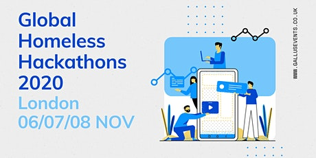 Homeless Hackathon London tickets
