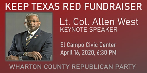 Keep Texas Red Fundraiser