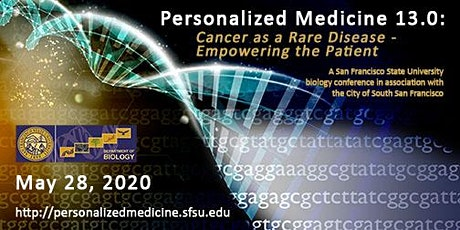 SF State - Personalized Medicine 13.0 tickets