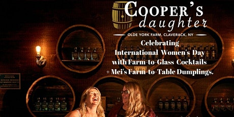 Celebrate International Women's Day with 2 local women-owned businesses! tickets