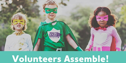 Williamson County Walk- Volunteer Kickoff Party
