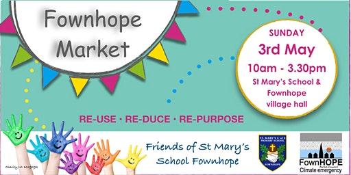 Fownhope Market and St. Marys school summer fete