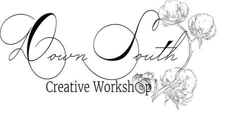 Down South Creative Workshop- Styled Shoot tickets