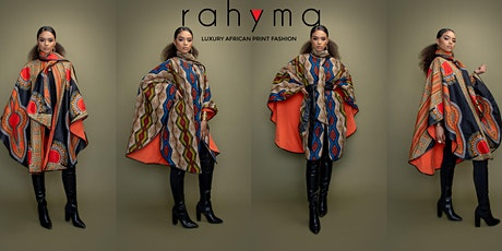 The RAHYMA African Clothing Pop Up Shop TORONTO tickets