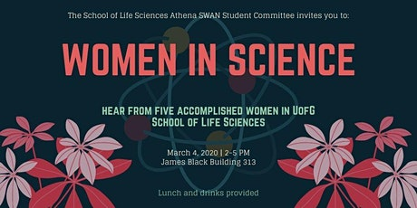 Women in Science / University of Glasgow School of Life Sciences tickets