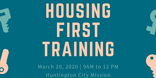 CW-CoC Housing First Training