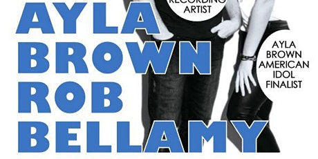 Ayla Brown and Rob Bellamy tickets