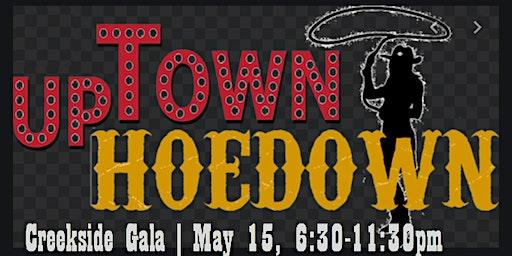Creekside HOEDOWN Fundraising Gala | Friday, May 15th | Squaw Plaza Bar