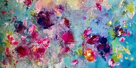 Loosen Up and Have Fun with Acrylics Workshop with Carrie Clayden tickets