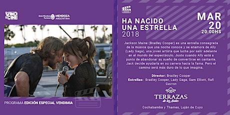 Vino el Cine - Edición Vendimia -  Terrazas de los Andes entradas