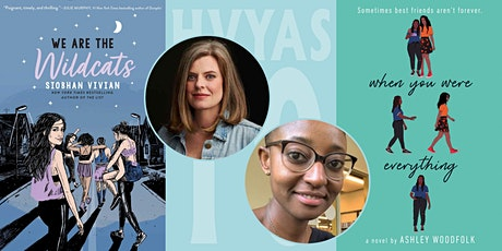 Hudson Valley YA Society: Siobhan Vivian and Ashley Woodfolk tickets