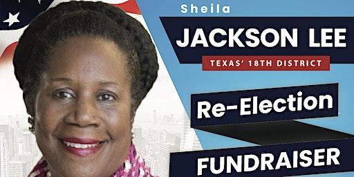 Free Event - Sheila Jackson Lee Fundraiser