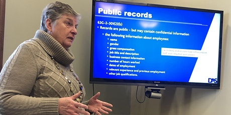 Updates to Records Laws: GRAMA and Utah Expungement Law tickets