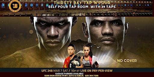 UFC 248 -  Israel Adesanya v. Yoel Romero