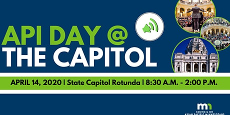 API Day at the Capitol 2020! tickets