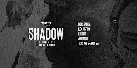 Shadow Apresenta: Andre Salata , Justino, Morganna +++ ingressos
