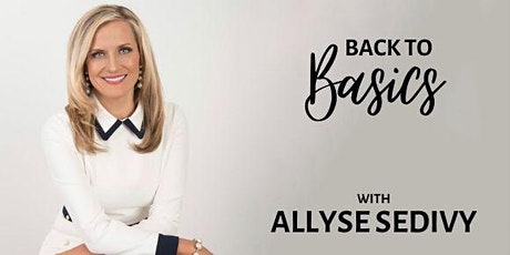 doTERRA Back to Basic with Allyse Sedivy tickets