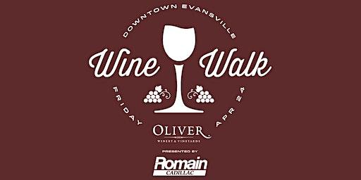 Downtown Evansville Spring Wine Walk