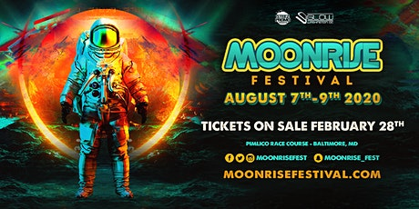 Moonrise Festival 2020 - Postponed tickets