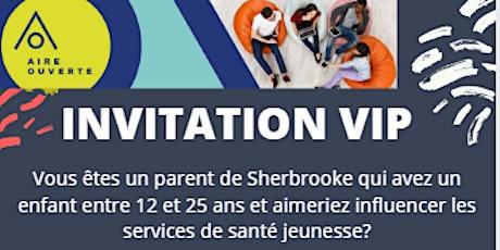 Équipe de santé jeunesse pour les parents - Aire ouverte Estrie billets