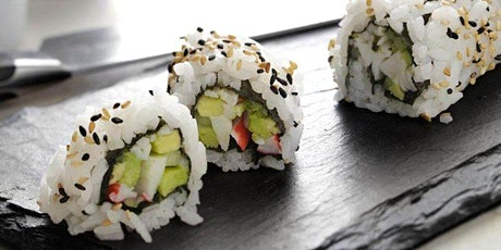 Teenage Social Cooking Class (Sushi) $50 tickets