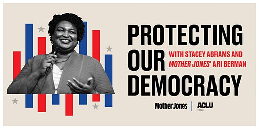 Protecting Our Democracy With Stacey Abrams