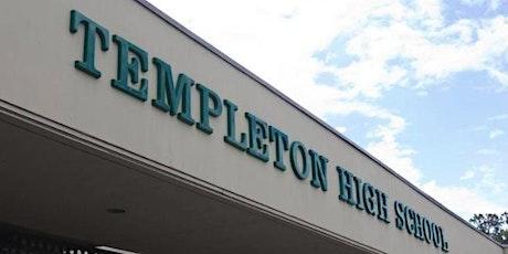 Templeton Class of 2000 Reunion tickets