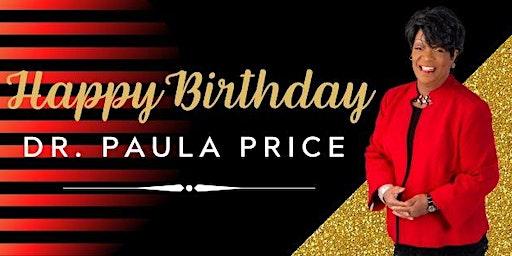 Dr. Paula Price Birthday Celebration
