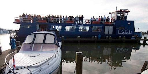 27/04 VISFUIK's Kingsday Speedboat  Rave Volendam - Amsterdam